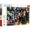 Trefl : Harry Potter varázsló világ puzzle - 1000 darabos