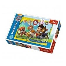Trefl puzzle és társasjáték Mancs őrjárat Trefl puzzle - 30 db-os társasjáték