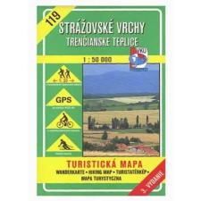 Trencsén környéke - VKÚ - HM 119 térkép