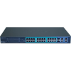 Trendnet TPE-224WS 24-Port 10/100Mbps Web Smart PoE rack switch