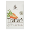 Tretters Tretters zöldség chips fekete borsos 90 g
