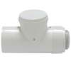 Tricox PAEE50C egyenes ellenőrző idom PPs/Alu 60/100mm
