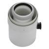 Tricox PAKL60C kondenzátum leválasztó idom PPs/Alu 80/125mm