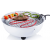 Tristar BQ-2882 grillsütő - fehér