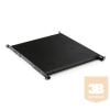 """TRITON RAB-UP-250-A4 250mm perforált polc rack szekrénybe, 1U, 19"""", terhelhetősége 80kg"""