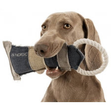 Trixie Be Nordic Lighthouse - játék poliészterből (világítótorony) kutyák részére (29cm) játék kutyáknak