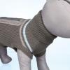 Trixie Best Of All Breeds homokszínű kutyapulóver S 33cm