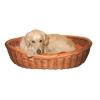 Trixie fonott kosár kutyának (80 cm)