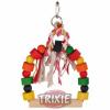 Trixie Hinta fából színes 20x29cm