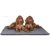 Trixie hőtároló szőnyeg 90x70 cm szürke