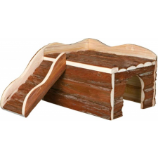 Trixie Ineke terasztetős faházikó nyulaknak (38 x 25 x 50 cm; 25 cm magas) kisállatfelszerelés