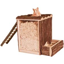 Trixie játszó és ásó torony egereknek és hörcsögöknek (25 × 24 × 20 cm) ásó