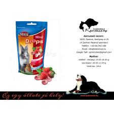 Trixie Rágcsáló Vitamin Epres Drops 75g vitamin és táplálékkiegészítő