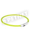 Trixie SaferLife Flash USB nyakkarika sárga L-XL 65cm