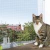 Trixie Védő Háló Macskának 6X3M Átlátszó