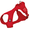 Trixie XXS-XS 25-35 cm puha heveder piros