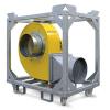 Trotec Nagynyomású radiál ventilátor 4.000 m3 - Trotec TFV 100