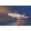 TRUMPETER J-7G repülőgép makett 02861