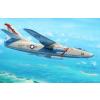 TRUMPETER KA-3B Skywarrior Strategic Bomber repülőgép makett 02869