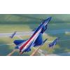 TRUMPETER PLA J-10AY Vigorous Dragon-Ba Yi Aerb.T. repülőgép makett 02857