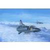 TRUMPETER Russian MiG-23M Flogger-B repülőgép makett 02853