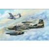 TRUMPETER US A-37B Dragonfly Light Ground-Attack repülőgép makett 02889