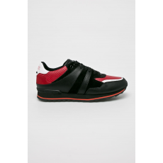 Trussardi Jeans - Cipő Running Nappa - fekete - 1392094-fekete