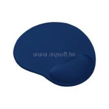 Trust Bigfoot zselés csuklótámaszos kék egérpad (20426) asztali számítógép kellék