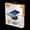 Trust Primo10 Fast Vezeték nélküli Töltő okostelefonhoz - Fekete