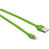 Trust USB Micro USB Átalakító Zöld 1m 20138