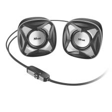 Trust Xilo 2.0 jack 8W fekete hangszóró aktív hangfal