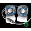Trust Xilo 2.0 jack 8W kék hangszóró (21182)