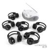 TTS Easi-Listener 2 CD lejátszó ( 6db Easi fejhallgatóval)