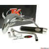 Turbo Kit Kipufogó Turbo Kit Bufanda RQ króm E-JELZETT - MH Furia RYZ 50 (03-05)