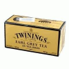 TWININGS earl grey papirdobozos tea 100 g