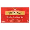 TWININGS English Breakfast fekete tea 25 filter 50 g