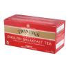 TWININGS Fekete tea, 25x2 g, TWININGS English Breakfast KHK275