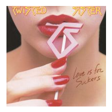 Twisted Sister Love Is For Suckers (CD) heavy metal