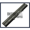 U36SD Series 4400 mAh 8 cella fekete notebook/laptop akku/akkumulátor utángyártott