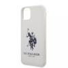 U.S. Polo tok fehér (USHCN65SLHRWH) Apple iPhone 11 Pro Max készülékhez