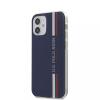 U.S. Polo tok sötétkék (USHCP12SPCUSSNV) Apple iPhone 12 Mini készülékhez