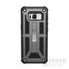 UAG Monarch Samsung G950 Galaxy S8 hátlap tok, Graphite