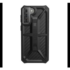 UAG Monarch Samsung Galaxy S21+ hátlap tok, Carbon Fiber tok és táska