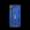 UAG plasma Cobalt, blue – iPhone X tok