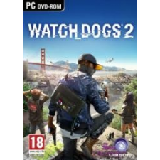 UBI SOFT Ubisoft Watch Dogs 2 (PC) Játékprogram videójáték