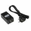 Ubiquiti Networks Ubiquiti PoE-24 Passive PoE Adapter EU  24V 0.5A  grounding/ESD protection  12W