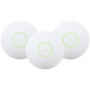 Ubiquiti UniFi Access Point 2.4 GHz, 802.11b/g/n, 300 Mbps, 20 dBm, 3 Pack access point
