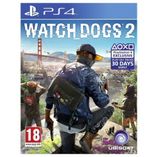Ubisoft Watch Dogs 2 PS4 videójáték