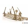 UGEARS Vasúti kereszteződés – mechanikus modell