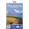 Új-Zéland térkép - Hema